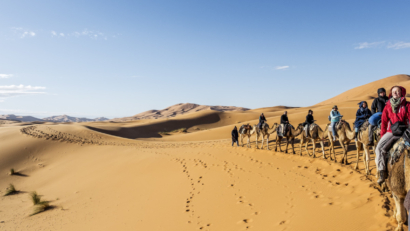 Marrakech to Erg Chebbi 3 Days 2 Nights